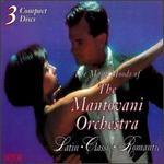 Many Moods of the Mantovani Orchestra