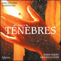 Marc-Antoine Charpentier: Leçons de Ténèbres - Aliye Cornish (viola); Anna Dennis (soprano); Anna Harvey (mezzo-soprano); Arcangelo; Ashley Riches (bass);...