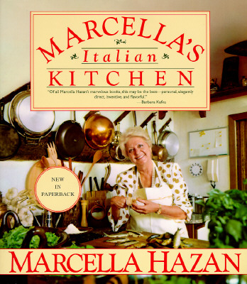 Marcella's Italian Kitchen - Hazan, Marcella