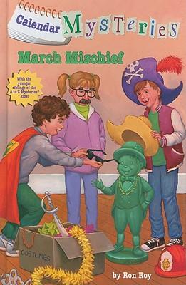 March Mischief - Roy, Ron