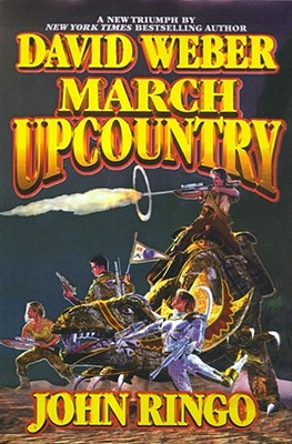 March Upcountry - Weber, David, and Ringo, John