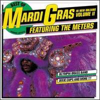 Mardi Gras in New Oleans, Vol. 2 - Various Artists