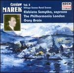 Marek: Orchestral Works, Vol. 3 - Elzbieta Szmytka (soprano); London Philharmonic Choir (choir, chorus); London Philharmonic Orchestra; Gary Brain (conductor)