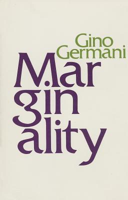 Marginality - Germani, Gino