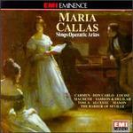 Maria Callas Sings Operatic Arias