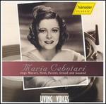 Maria Cebotari Sings Mozart, Puccini, Strauß, Gounod