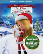 Mariah Carey's All I Want for Christmas Is You [Blu-ray/DVD]