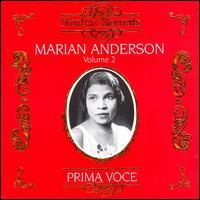 Marian Anderson 1897 - 1993 - Franz Rupp (piano); Kosti Vehanen (piano); Marian Anderson (vocals); William Primrose (viola)