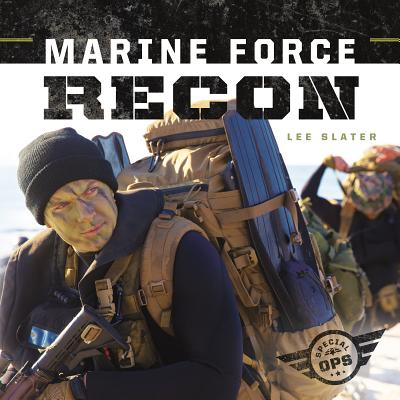 Marine Force Recon - Slater, Lee