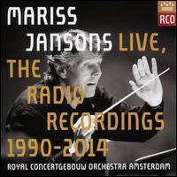 Mariss Jansons Live: The Radio Recordings, 1990-2014 - Emanuel Ax (piano); Ferruccio Furlanetto (bass); Frank Peter Zimmermann (violin); Leo Van Doeselaar (organ);...
