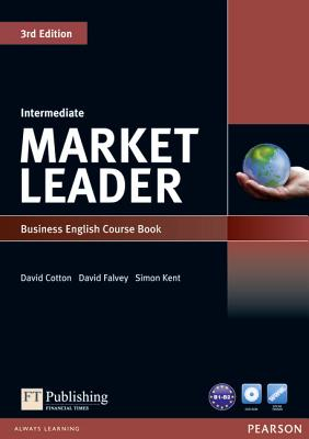 Market Leader 3rd Edition Intermediate Coursebook & DVD-Rom Pack - Cotton, David, and Falvey, David, and Kent, Simon