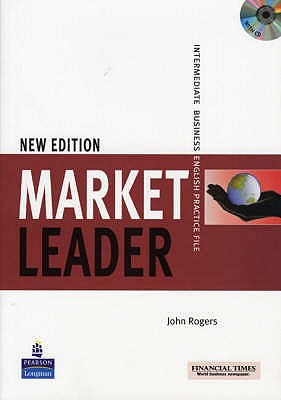 Market Leader Practice File Pack (Book and Audio CD) - Rogers, John