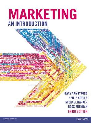 Marketing An Introduction - Armstrong, Gary, and Kotler, Philip, and Harker, Michael