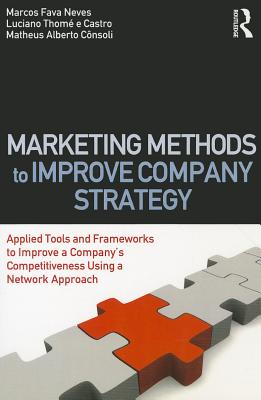 Marketing Methods to Improve Company Strategy: Applied Tools and Frameworks to Improve a Company's Competitiveness Using a Network Approach - Neves, Marcos, and E Castro, Luciano Thome, and Consoli, Matheus Alberto