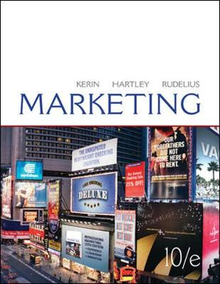 Marketing - Kerin, Roger, and Hartley, Steven, and Kerin Roger