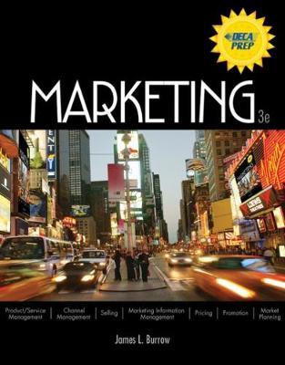 Marketing - Burrow, James L