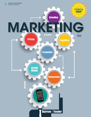 Marketing - Burrow, James L, and Fowler, Aubrey R