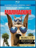 Marmaduke [2 Discs] [Includes Digital Copy] [Blu-ray/DVD] [Movie Money]