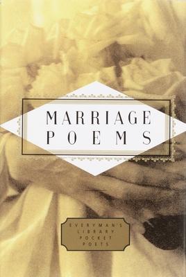 Marriage Poems - Hollander, John, Professor (Editor)
