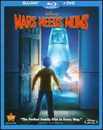Mars Needs Moms [2 Discs] [Blu-ray/DVD] - Simon Wells