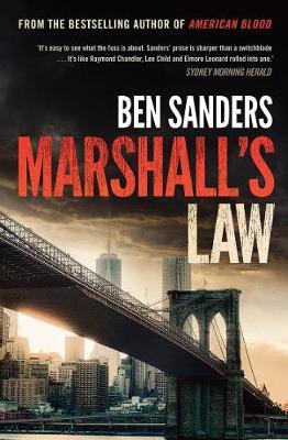 Marshall'S Law - Sanders, Ben