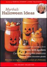 Martha Stewart: Martha's Halloween Ideas -