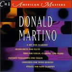 Martino: Solo And Chamber Works