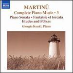 Martinu: Complete Piano Music, Vol. 3