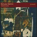 Martinu: Violinkonzerte