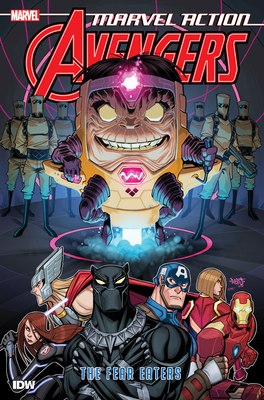 Marvel Action: Avengers: The Fear Eaters (Book Three) - Manning, Matthew K