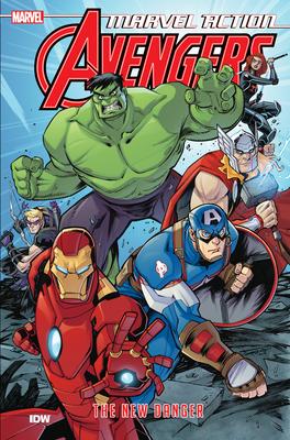 Marvel Action: Avengers: The New Danger (Book One) - Manning, Matthew K