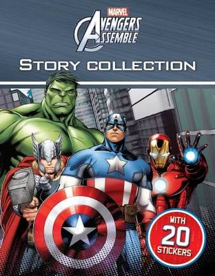Marvel Avengers Assemble Story Collection -