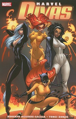Marvel Divas - Aguirre-Sacasa, Roberto (Text by)