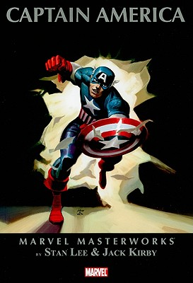 Marvel Masterworks: Captain America, Volume 1 - Lee, Stan (Text by)