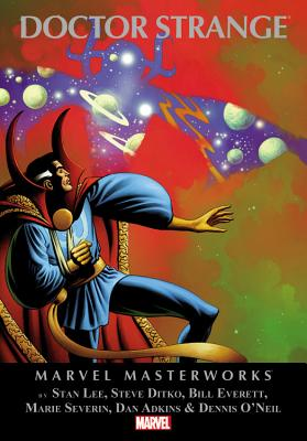 Marvel Masterworks: Doctor Strange, Volume 2 - Lee, Stan (Text by), and Marais, Raymond (Text by), and O'Neil, Dennis (Text by)