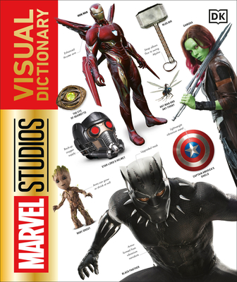 Marvel Studios Visual Dictionary - Bray, Adam