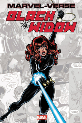 Marvel-Verse: Black Widow - Sumerak, Marc (Text by), and Lee, Stan (Text by), and Gerber, Steve (Text by)