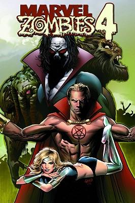 Marvel Zombies 4 - Lente, Fred Van
