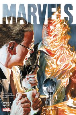 Marvels 25th Anniversary Hardcover Edition - Busiek, Kurt