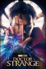 Marvel's Doctor Strange [Includes Digital Copy] [3D] [Blu-ray/DVD]