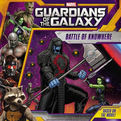 Marvel's Guardians of the Galaxy: Battle of Knowhere - Davis, Adam, Dr.