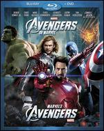 Marvel's The Avengers [French] [Blu-ray/DVD] - Joss Whedon