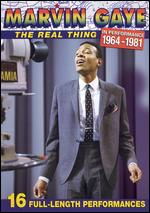 Marvin Gaye: The Real Thing - In Performance 1964-1981 -