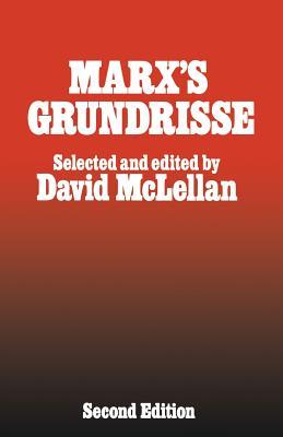 Marx's Grundrisse - McLellan, David