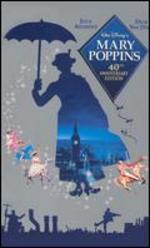 Mary Poppins [50th Anniversary Edition] [Bilingual] [Blu-ray]