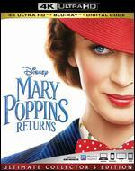 Mary Poppins Returns [4K Ultra HD Blu-ray/Blu-ray]