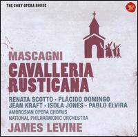 Mascagni: Cavalleria Rusticana - Anne Simon (vocals); Isola Jones (vocals); Jean Kraft (vocals); Pablo Elvira (vocals); Plácido Domingo (vocals);...