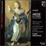 Mass In C Minor - Christiane Oelze (soprano); Collegium Vocale; Jennifer Larmore (soprano); La Chapelle Royale; Marc Vallon (bassoon); Marcel Ponseele (oboe); Monica Huggett (violin); Patrick Beuckels (flute); Peter Kooij (bass); Scot Weir (tenor)