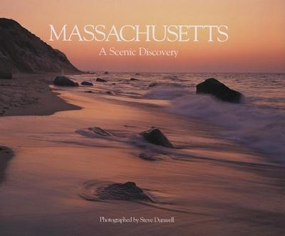 Massachusetts: A Scenic Discovery - Dunwell, Steve