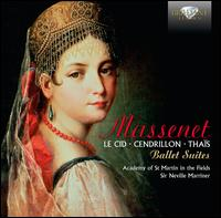 Massenet: Ballet Suites - Academy of St. Martin-in-the-Fields; Neville Marriner (conductor)